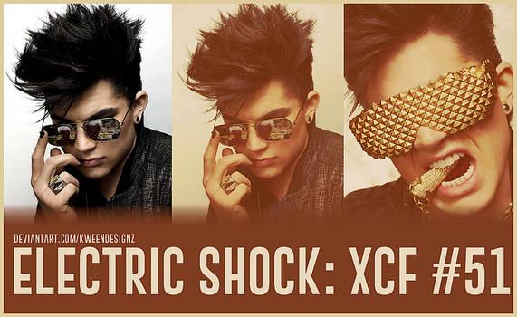 Electric Shock by kweendesignz