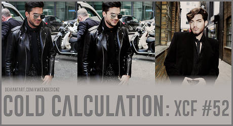Cold Calculation by kweendesignz