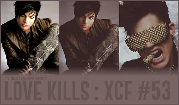 Love Kills by kweendesignz