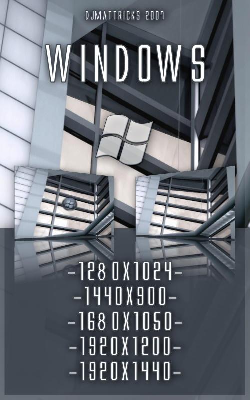 Windows by DJMattRicks