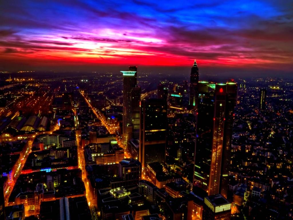 City Lights by DJMattRicks