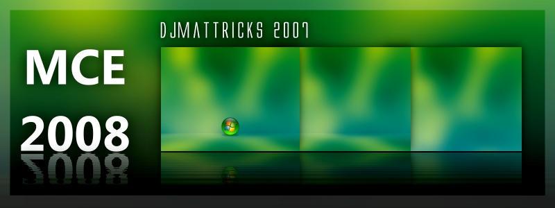 MCE 2008 by DJMattRicks
