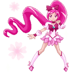 Animated Pixel Cure Blossom