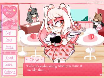 Date My Sonic OC: Chiyo [GIF] by Pyon-Suki