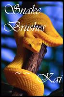 Snake by KaiPrincess