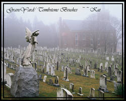 TombSton:::GraveYard Brushes by KaiPrincess