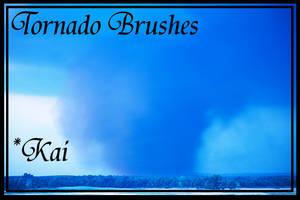 Tornado Brushes by KaiPrincess