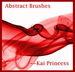 Abstract Brushes New