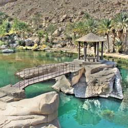 Wadi Bani Khalid 12