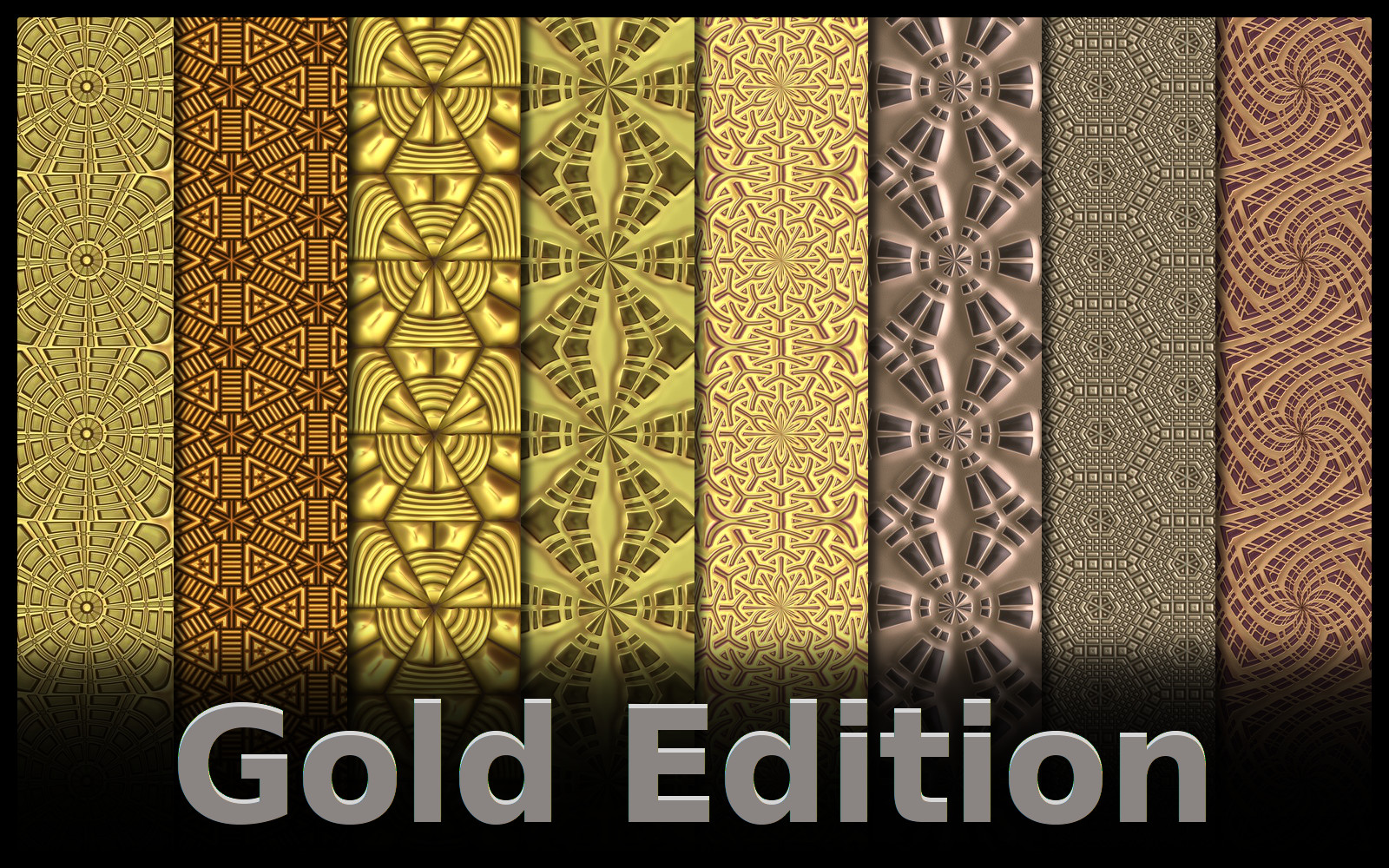 Gold Edition by GrindGod