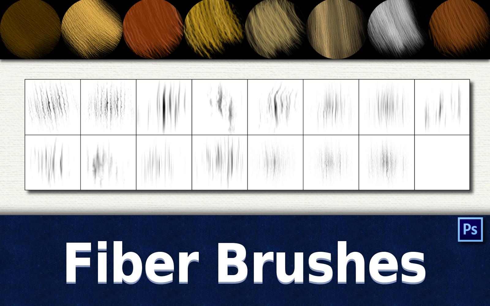 Fiber Brushes by GrindGod