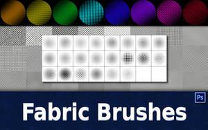 Fabric Brushes by GrindGod