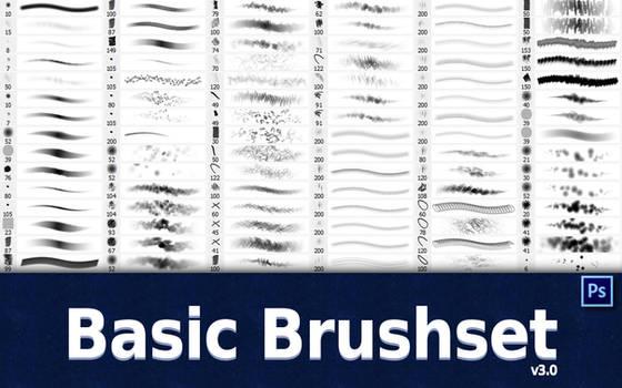 Basic Brush Set v3.0