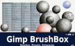 The Gimp BrushBox v2.1