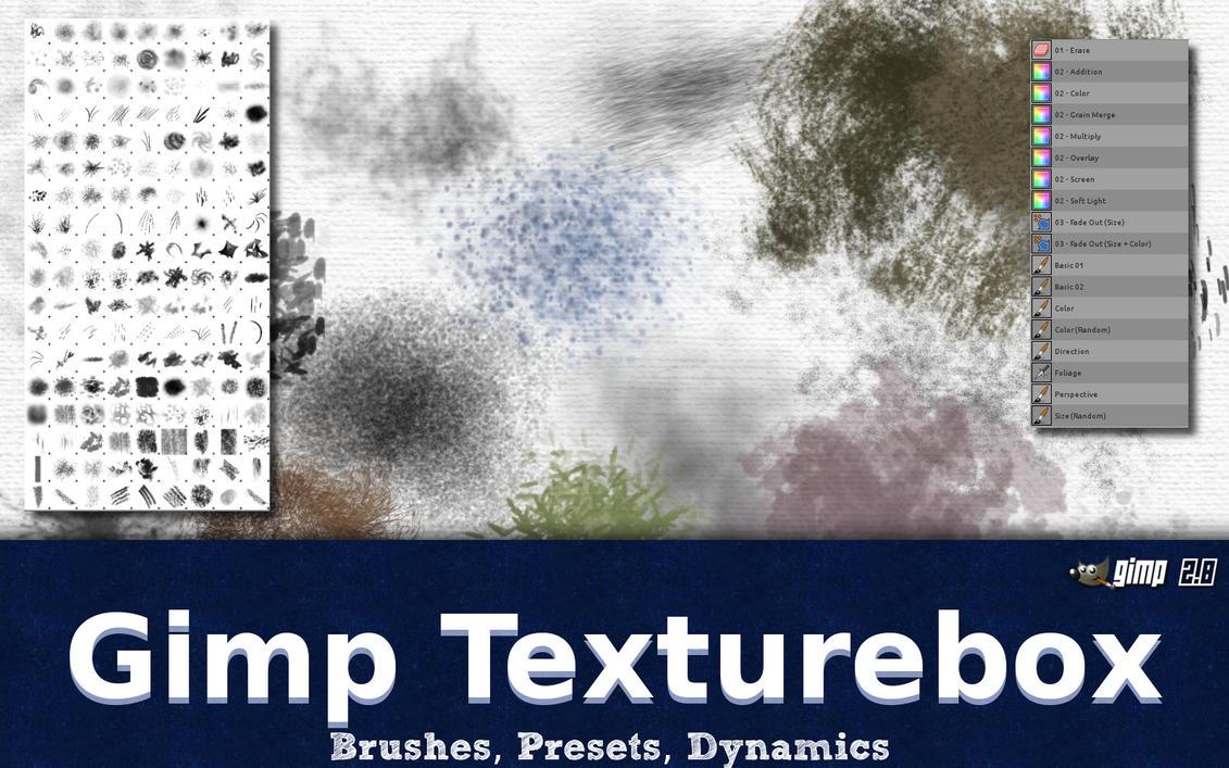 The Gimp TextureBox by GrindGod