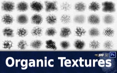 Organic Textures by GrindGod
