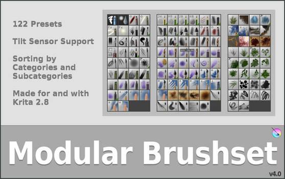 Krita Modular Brushset V4