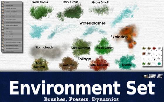 Gimp Environment Set