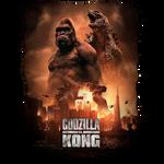 Godzilla vs Kong v2d