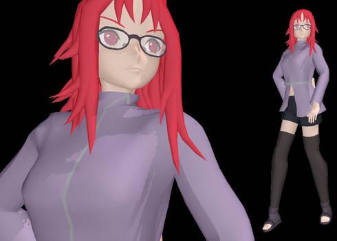 MMD Newcomer Karin