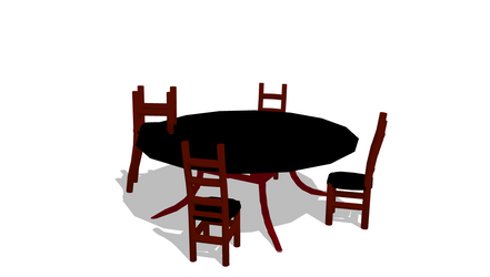 MMD Chairs