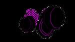 MMD Purple-black Cadet Hat