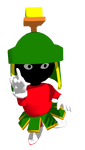 MMD MB style Marvin the Martian by mbarnesMMD