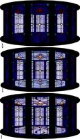 MMD Stain Glass Stage 2