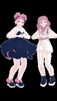 MMD Chika - Vocaloid