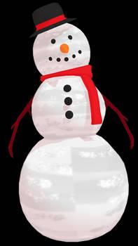 MMD MBarnesMMD's Snowman