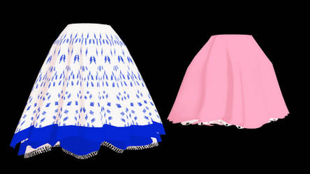 Bottom Skirts On Mmd Mall Deviantart