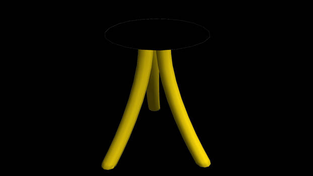 Three Legged Stool - X file