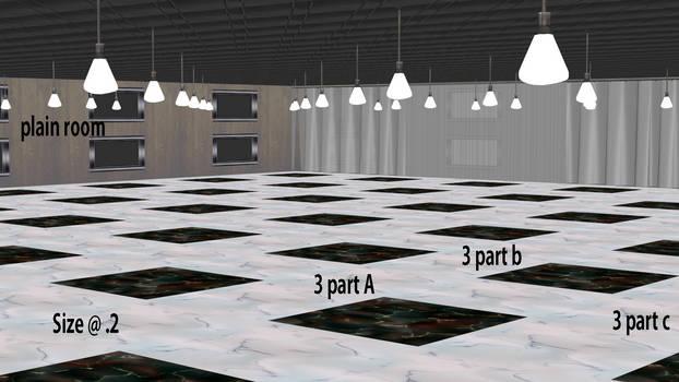 MMD Ballroom 4 Stage