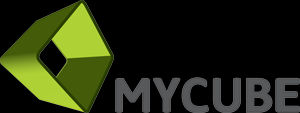 MYCUBE's flash intro