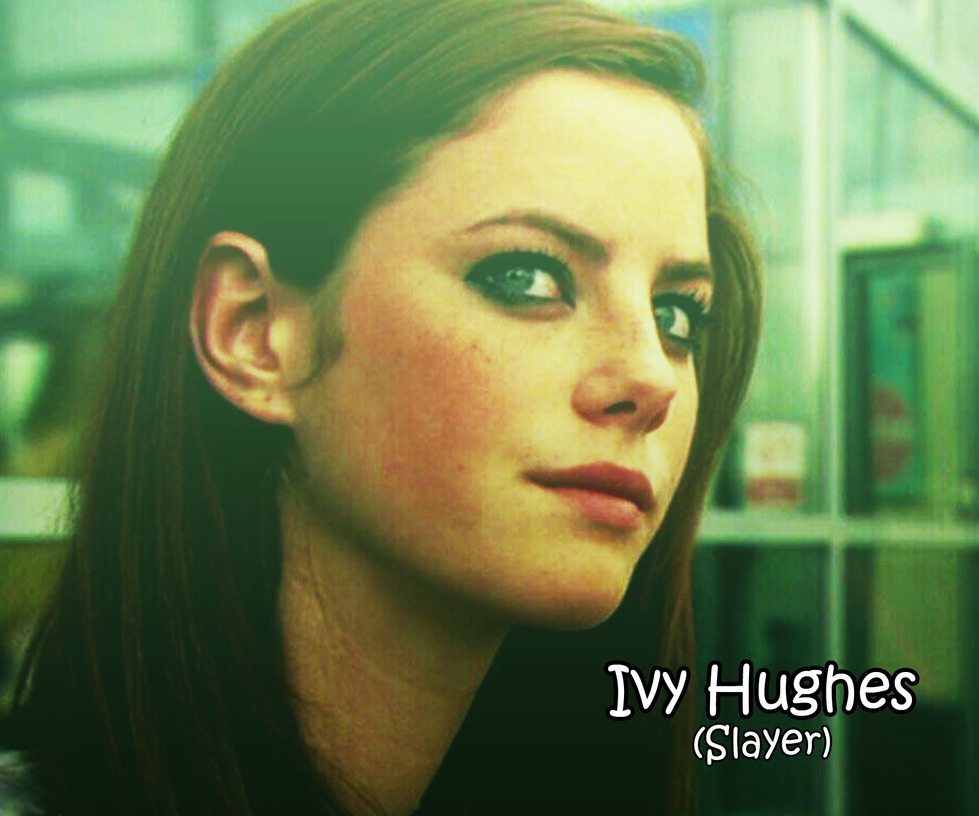 Avengers OC ~ Ivy Hughes {Improved Profile} by ravenfoxxx on