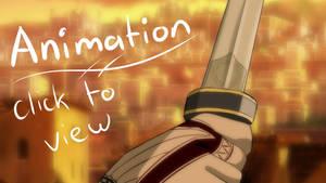 :1001: Farouk Dagger Animation