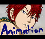 :1001: Ton Darksoul Animation