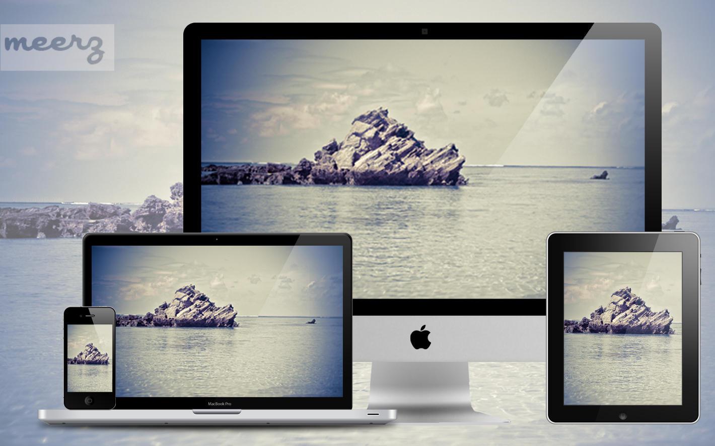 Wallpaper 1 - Off Lord Howe by xmeerzx