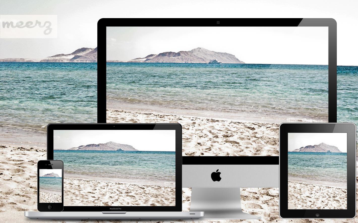 Wallpaper 2 - Beach by xmeerzx