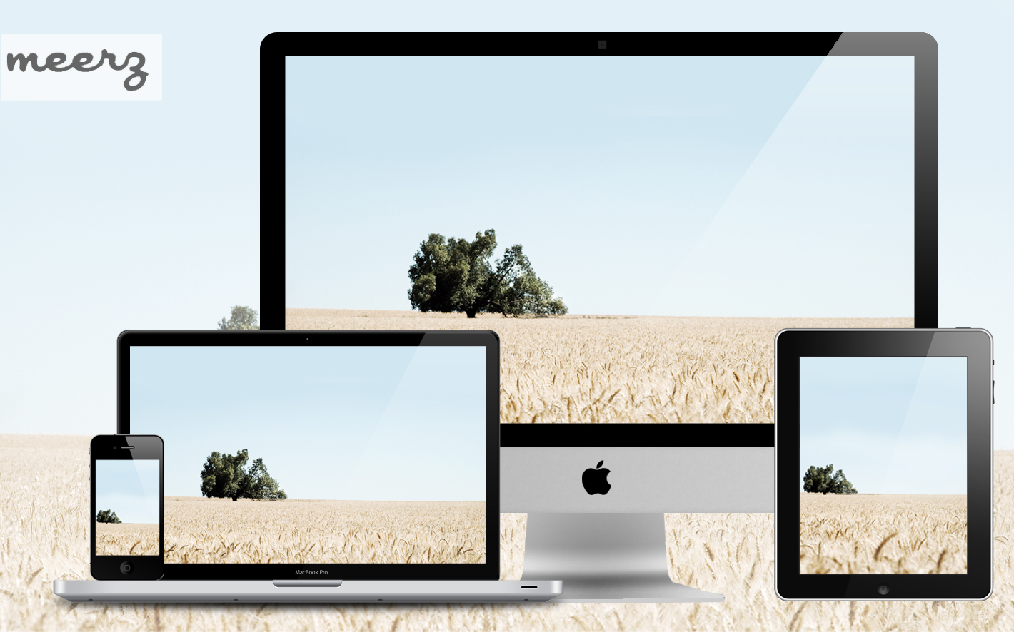 Wallpaper 6 - Wheat Field