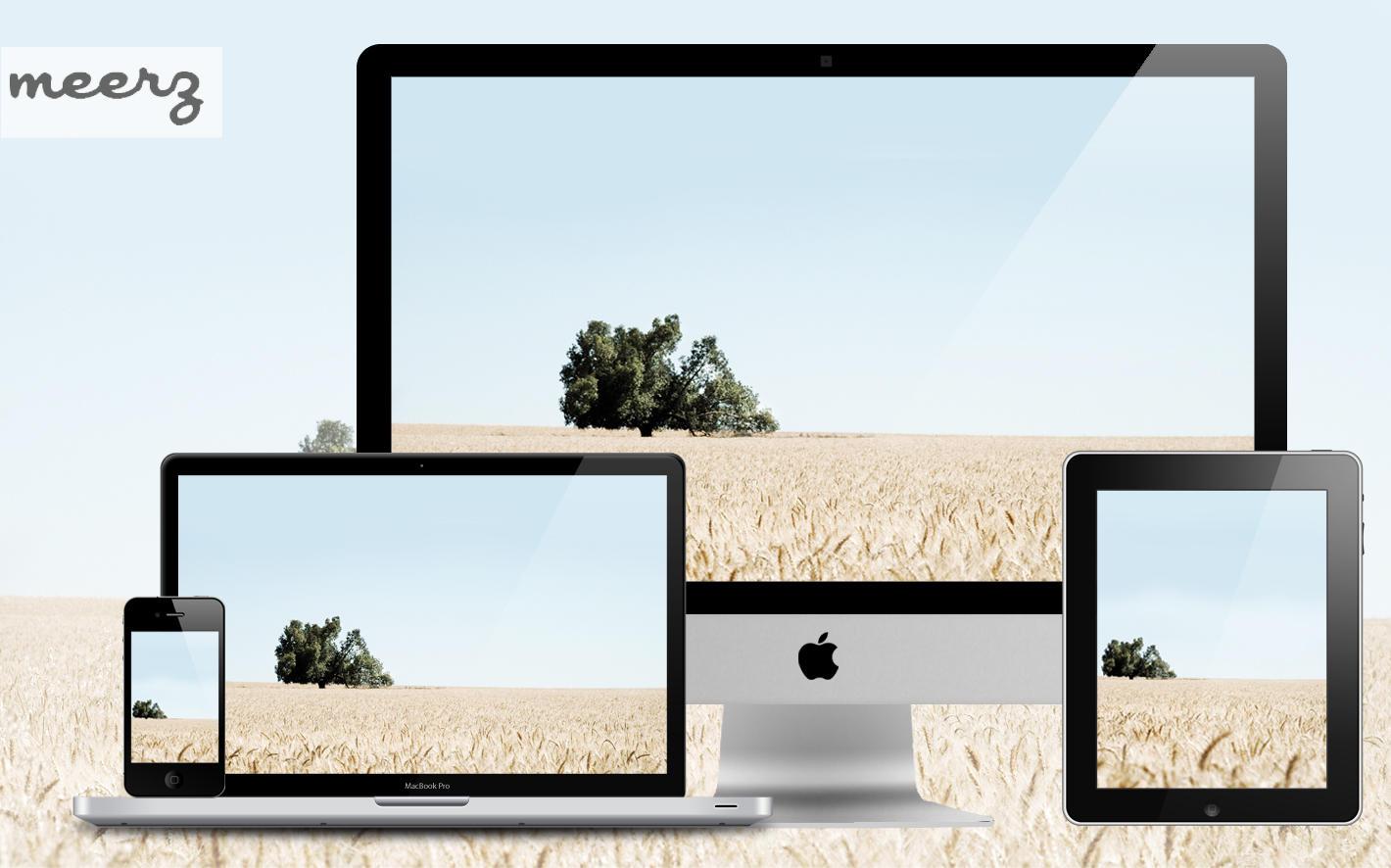 Wallpaper 6 - Wheat Field by xmeerzx