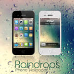 Raindrops for iPhone