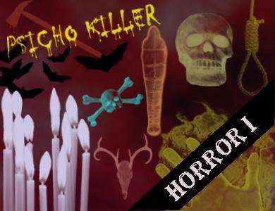 Horror Photoshop Brushes by emmaalvarez