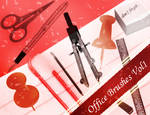 Office Photoshop Brushes Vol.1