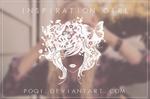 {Inspiration girl - brush}