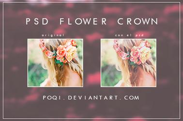 {PSD ''Flower Crown''}