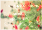 {Pretty Decorations - Brushes}