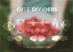 {Cute Dividers - Brushes}