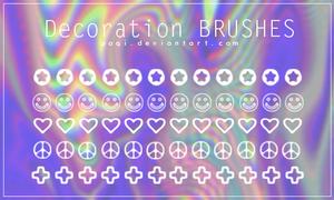 {Decoration - Brushes}