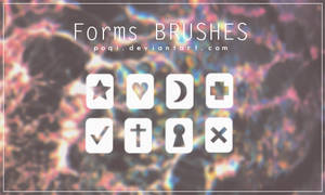 {Forms - Brushes}